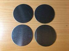 "Lot of 15 20 Gauge 1//2/"" Stainless Steel #4 Discs"