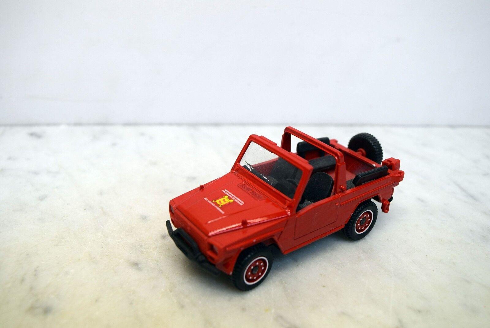 Solido Solido Solido 1 43 Peugeot P 4, Feuerwehr 314f1e