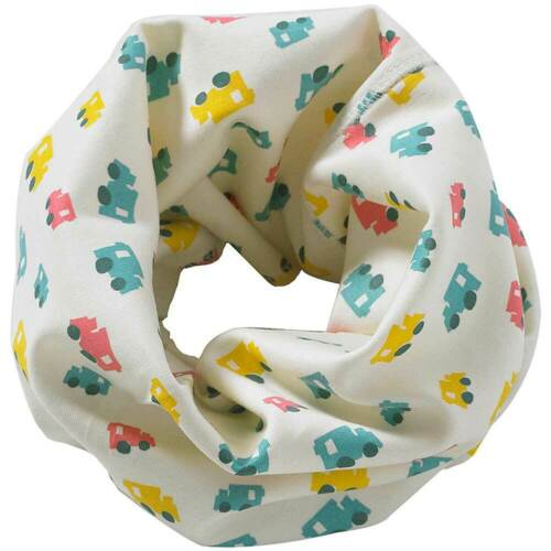 Kids Boys Girls Just Essentials Cotton Neck Warmer Scarf Snood Bandana Multi Use