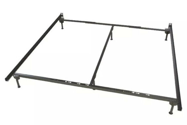 Metal Bed Bolt On Frame For Hdbd Ftbd, Queen Hook On Metal Bed Frame Rails