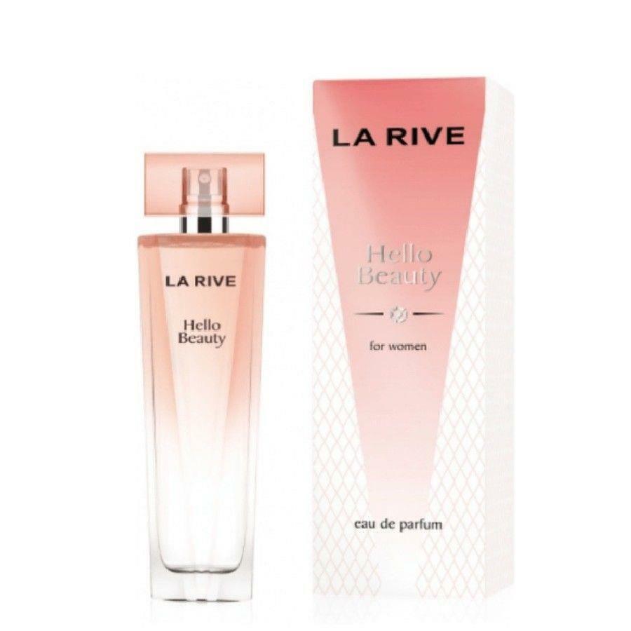 La Rive Hello Beauty Eau De Parfum For Women 100ml 3.3 oz