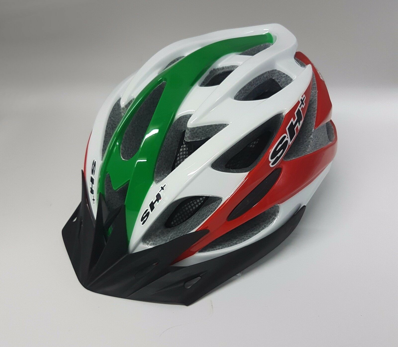 SH+   Sniper Safety Road Cycling Bicycle Helmet Red White Green L-XL 59-61cm  online retailers