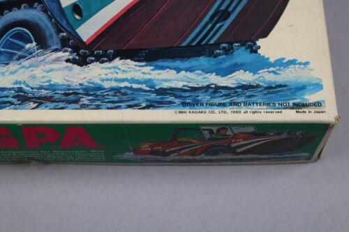 Maquette Zf1364 a Ford Voiture Recreation 970 Imai G 26 1 p B Model Amphibious trrqp