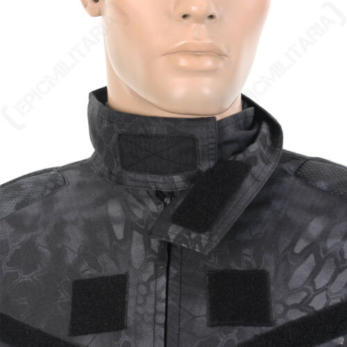 Chimera Combat Jacket Coat Top Army Military All Sizes New Mandra Night Camo