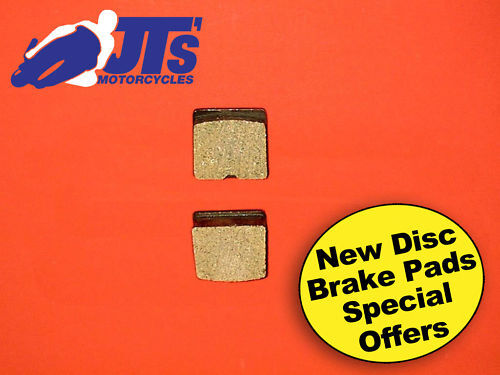 FRONT DISC BRAKE PADS Made in Japan YAMAHA RD50M RD50 M 79-80