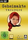 Geheimakte Trilogie (PC, 2013, DVD-Box)