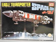 SPACE: 1999 EAGLE TRANSPORTER plastic model kit, 1/110 Scale, IMAI, 1981.