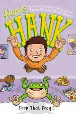 Here's Hank: Stop That Frog! 3 by Henry Winkler and Lin Oliver (2014, Paperback)