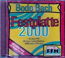 BODO BACH : FESTPLATTE 2000 / CD - NEU
