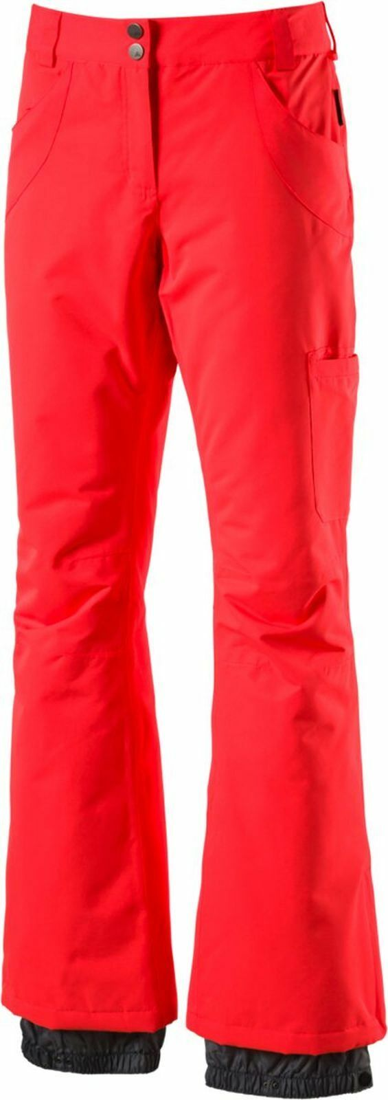 Firefly Women's Ski - Snowboard Pants Ava Red Light