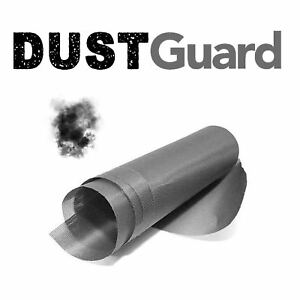 Dust-Guard-Anti-Dust-Filter-Resistant-Insect-Fly-Screen-90cm-W-x-30m-Roll