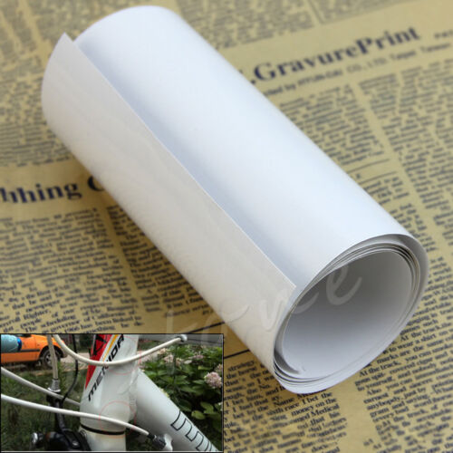 1M Bike Bicycle Frame Protector Clear Wear Surface Tape Film 60 To 120°