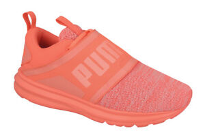 32cb4ee00131 Image is loading WOMEN-039-S-SHOES-SNEAKERS-PUMA-ENZO-STRAP-