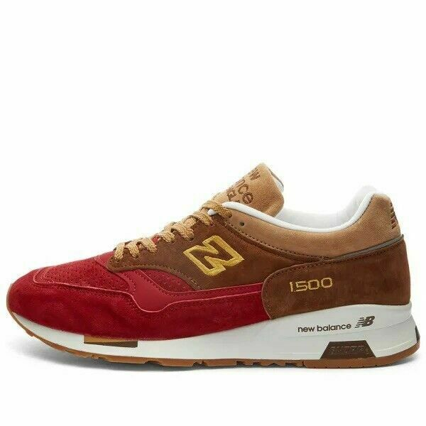 Size 12 - New Balance 1500 Holiday Pack - Maroon Tan 2018 for sale ...