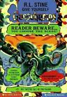 Give Yourself Goosebumps: The Twisted Tale of Tiki Island No. 21 by R. L. Stine (1997, Paperback)