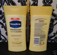 (2) Vaseline Intensive Care Essential Healing Lotion - Vaseline Jelly 10 Fl Oz