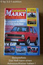 Oldtimer Markt 5/04 VW Golf Aston Martin Alfa GTV