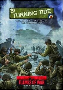Tournante Tide: The Allied Invasion Of France Juin - Septembre 1944