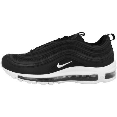 Nike Air Max 97 Scarpe Uomo Tempo Libero Sport Sneaker Nere Bianco 921826 001 | eBay