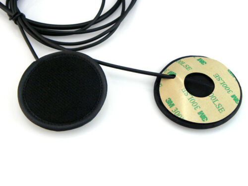 Motorcycle Helmet Racing Headset Mic for Motorola Cobra Talkabout Radios 2.5mm
