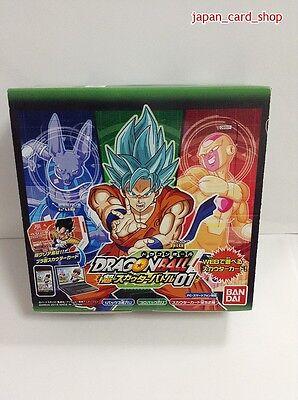 21146 AIR Dragon Ball super Rising discross set 04 Strength of super warrior