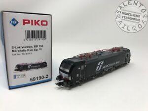 PIKO-59190-2-locomotiva-elettrica-Vectron-FS-193-648-Mercitalia-Rail-epoca-V