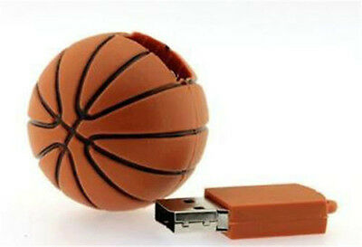 New 4-32GB basketball Model USB 2.0 Flash Memory stick Pen Drive U disk
