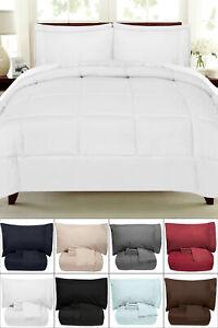 7-Piece-Bed-In-A-Bag-Down-Alternative-Comforter-amp-Sheet-Set-Lg-Color-Selection