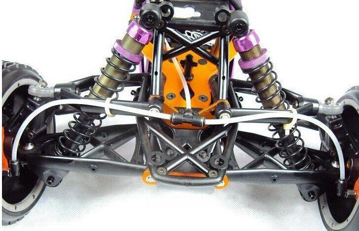 Front hydraulic brake system for HPI KM Rovan Baja 5b SS 5T 1 5 rc car gas