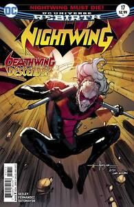 Nightwing-Rebirth-8-9-17-Main-amp-Variants-DC-Comics-NM-2016