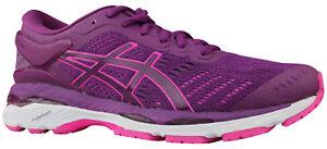 Asics Gel Kayano 24 Damen Running Laufschuhe lila T799N-3320 Gr. 36 37 37,5 NEU