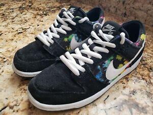 264d3534e6c383 Nike Dunk Low Pro IW  819674-019  Skateboarding Ishod Wair Tie Dye ...