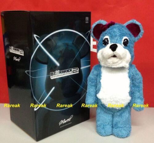 bearbrick 1pc Medicom Be@rbrick 2012 BWWT2 Muveil HF 400/% Michiko original ver