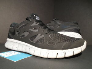 2014 NIKE FREE RUN 2 SP GENEALOGY BLACK CEMENT GREY HTM FLYKNIT ... e3e35892206df