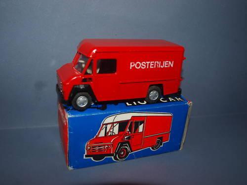 Lion car  NL n°55 Commer Commer Commer van Posterijen neuf  en boite MIB f6ef7d
