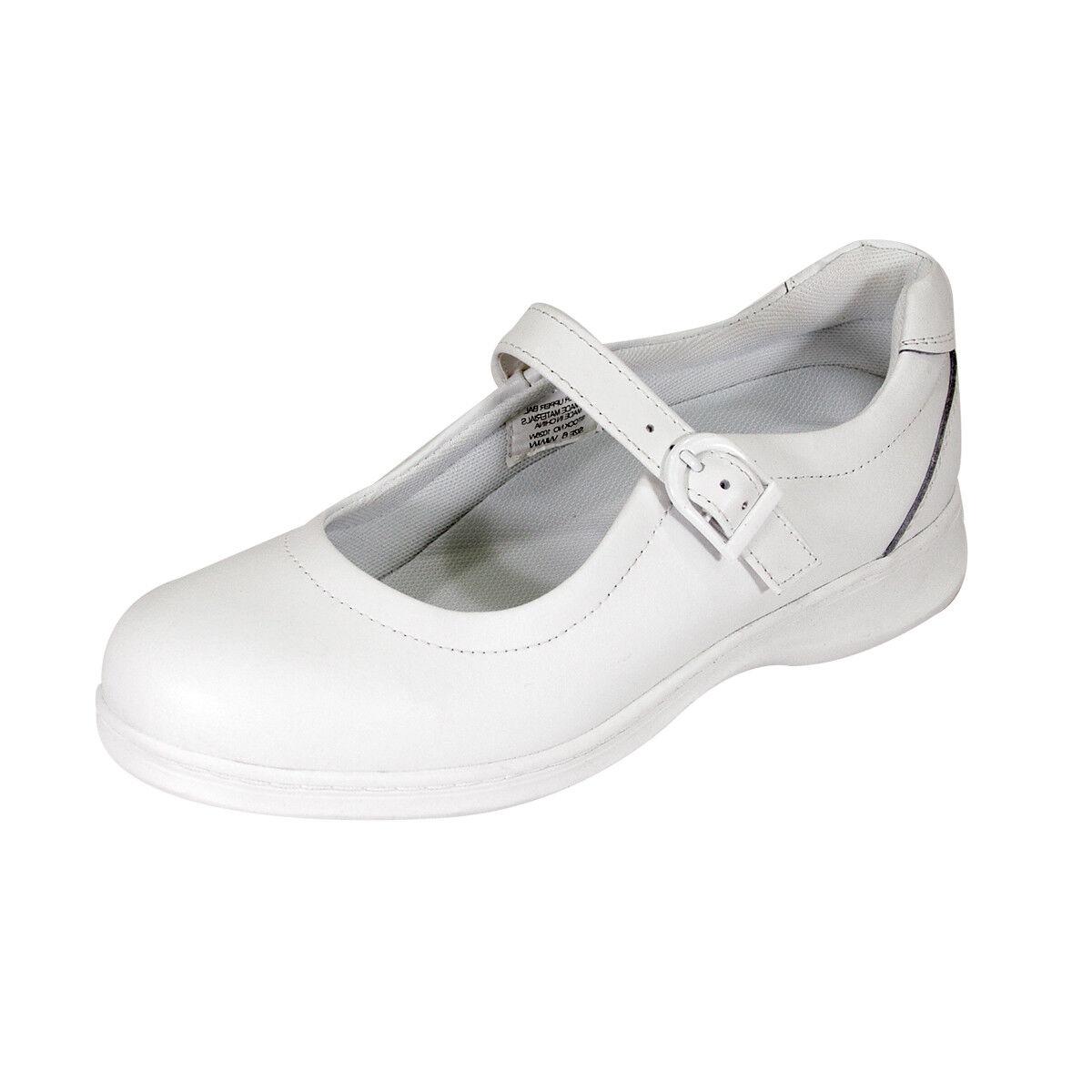 24 H Comfort cara Mujeres Ancho Hebilla Ajustable Ajustable Ajustable paso en Mary Jane Zapatos  mejor vendido