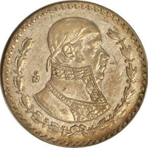 1957-1967-Silver-Mexican-1-Peso