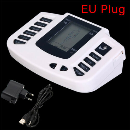 Electrical Muscle Relax Tens Acupuncture Stimulator Massager Machine 0UCSDE