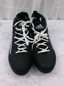 Adidas-Mens-Football-Soccer-Cleats-Black-Mens-US-14-CLU-600001-ART-AQ7345-New
