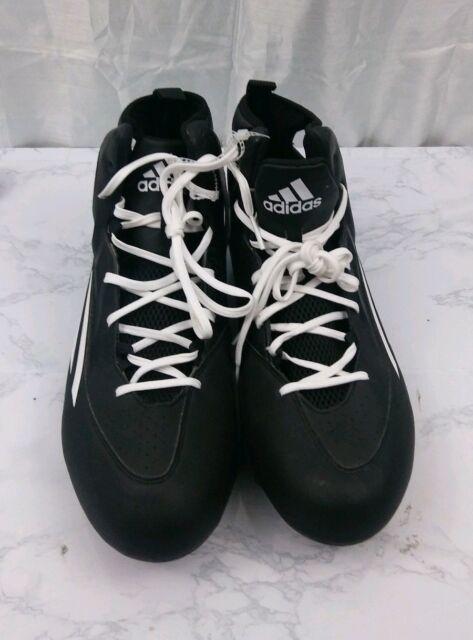 Adidas Mens Football Soccer Cleats Black Mens US 14 CLU 600001 ART AQ7345 New