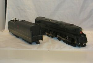 Details about Lionel Pennsylvania 5511 O Gauge 4-4-4-4 Steam Engine and  Tender