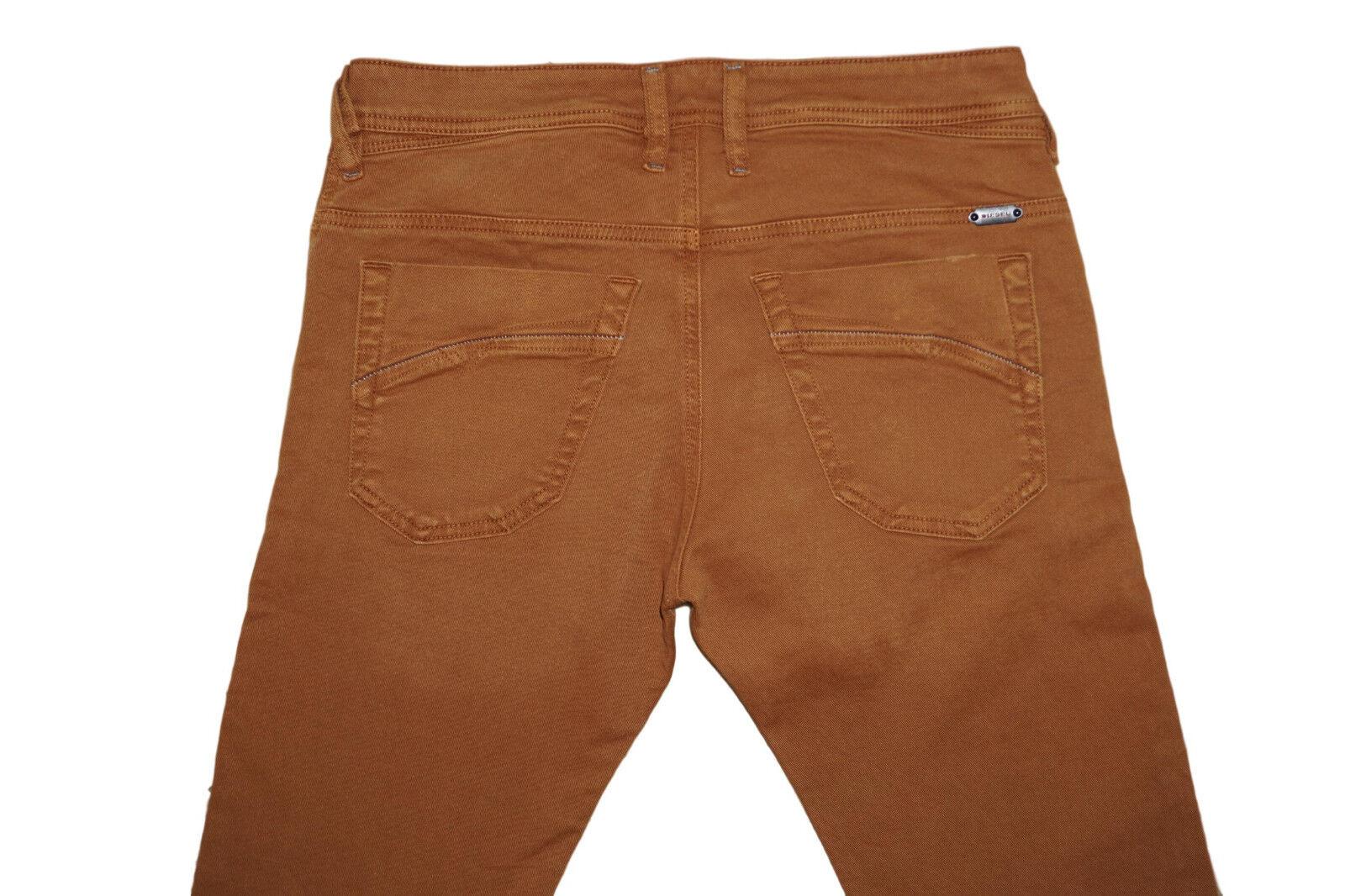 DIESEL Iakop 0111D Slim Tapered Jeans W28 100% 100% 100% AUTENTICO 90665c