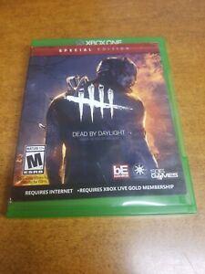 Dead by Daylight (Microsoft Xbox One, 2017)