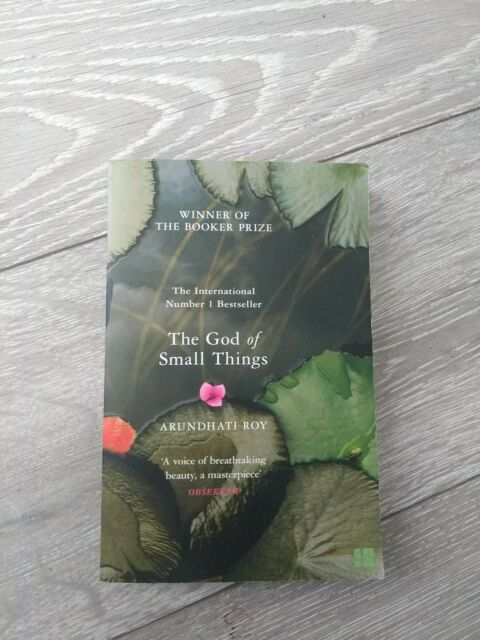 The God of Small Things by Arundhati Roy (Hardback, 1997)