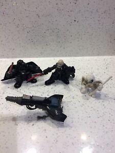 STAR-Wars-Mini-Action-Figure-LFL-Hasbro-Da-Collezione-Giocattolo-bundle