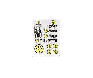 Planner//Diary//Scrapbooking Stickers Glossy Zumba