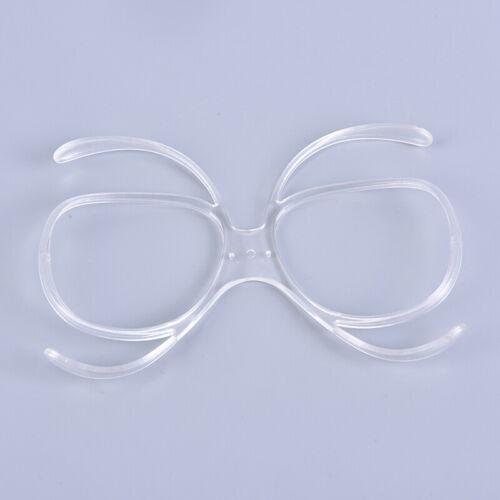 Details about  /Ski Goggles Myopia Frame Insert Optical Adaptor Flexible Prescription Fram^qi