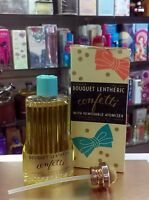 Bouquet Lentheric Confetti Vintage Spray 115 Ml Nib, Very Rare,discontinued,