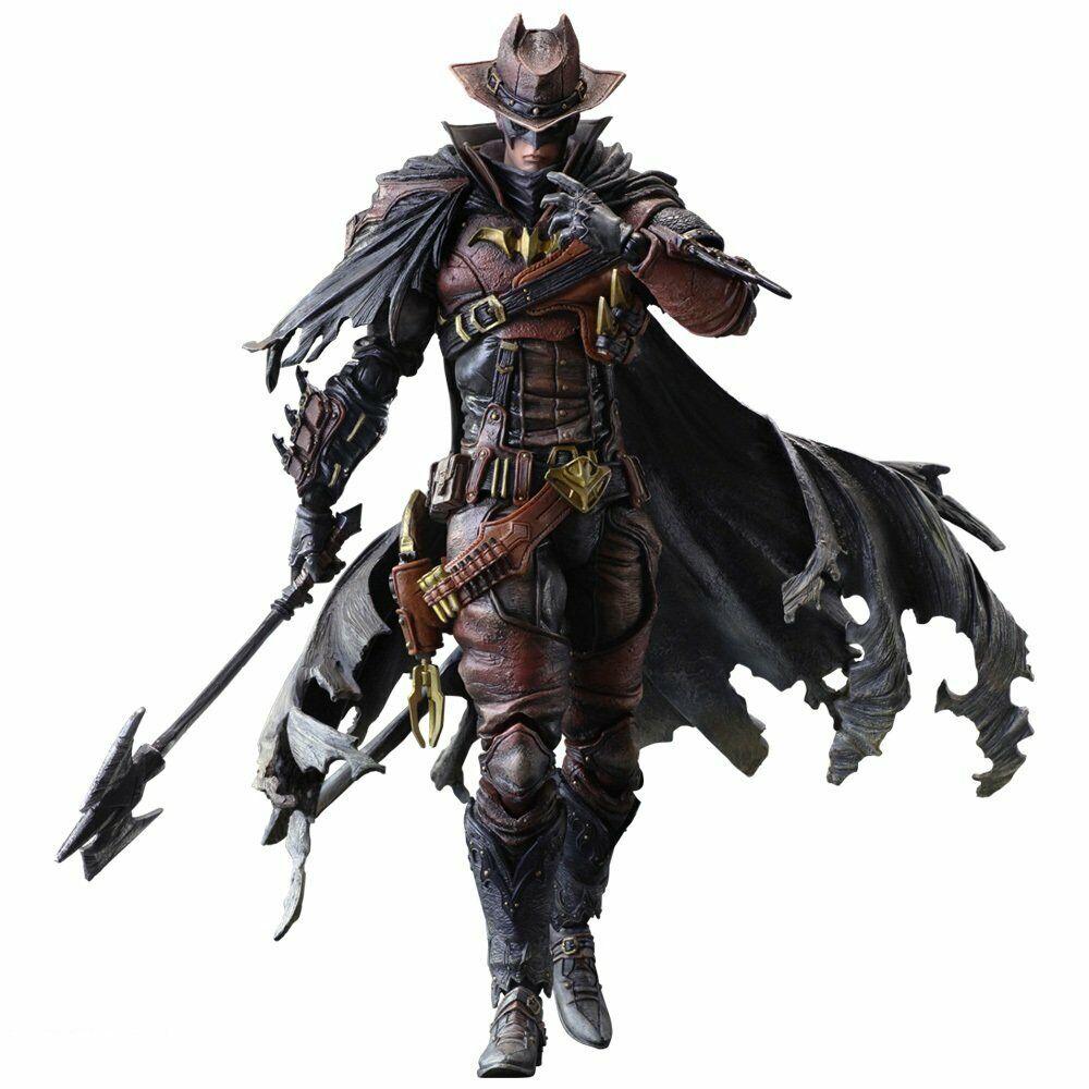 compra limitada Square Enix variante Jugar Arts Kai Batman Batman Batman  atemporal-Salvaje Oeste Figura De Acción  hasta un 50% de descuento