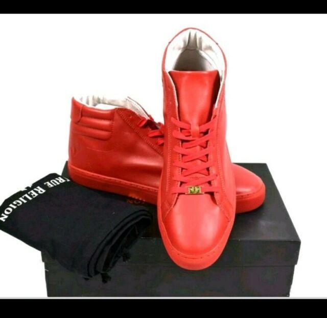 True Religion Brand Jeans Red Hex V1